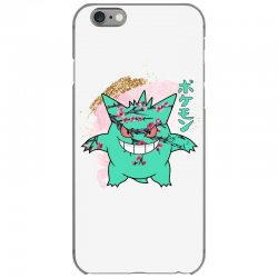 gengar cherry bloom iPhone 6/6s Case | Artistshot