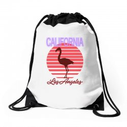 california los angeles Drawstring Bags | Artistshot