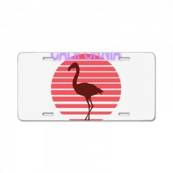 california los angeles License Plate | Artistshot
