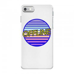 offline iPhone 7 Case | Artistshot