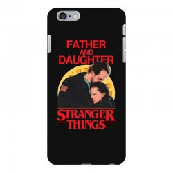 father and daughter stranger things iPhone 6 Plus/6s Plus Case | Artistshot