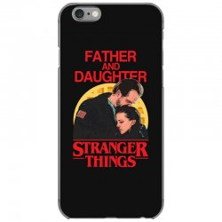 father and daughter stranger things iPhone 6/6s Case | Artistshot