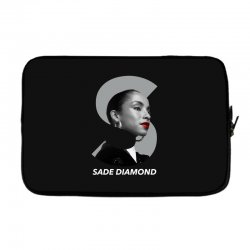 sade diamond for dark Laptop sleeve | Artistshot