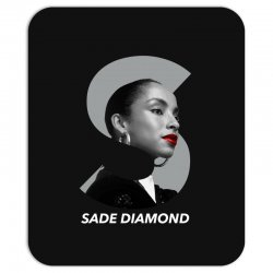 sade diamond for dark Mousepad | Artistshot