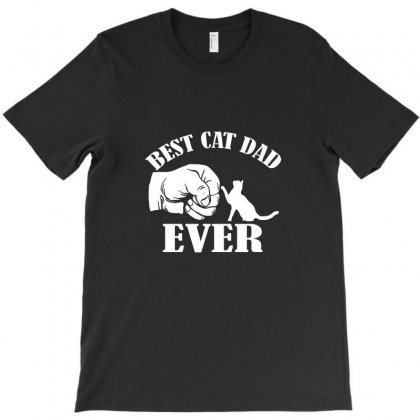 Cat Daddy T-shirt Designed By Titis