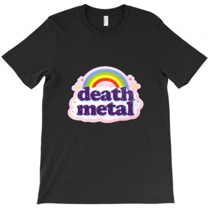 Heavy Metal Parody T-shirt Designed By Titis