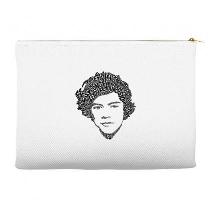 Harry Face Accessory Pouches Designed By @riana