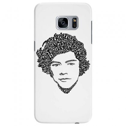 Harry Face Samsung Galaxy S7 Edge Case Designed By @riana
