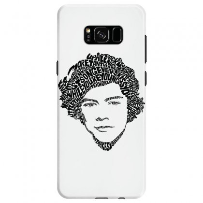Harry Face Samsung Galaxy S8 Case Designed By @riana