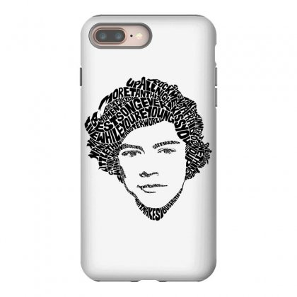 Harry Face Iphone 8 Plus Case Designed By @riana