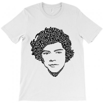 Harry Face T-shirt Designed By @riana