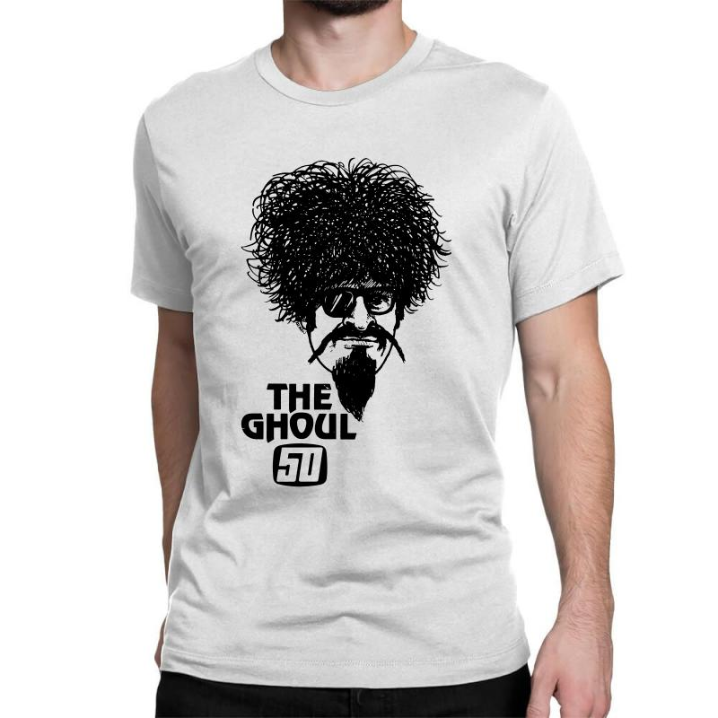 The Ghoul Channel 61 Classic T-shirt | Artistshot