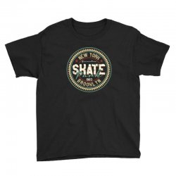 New York Skate Park Youth Tee | Artistshot