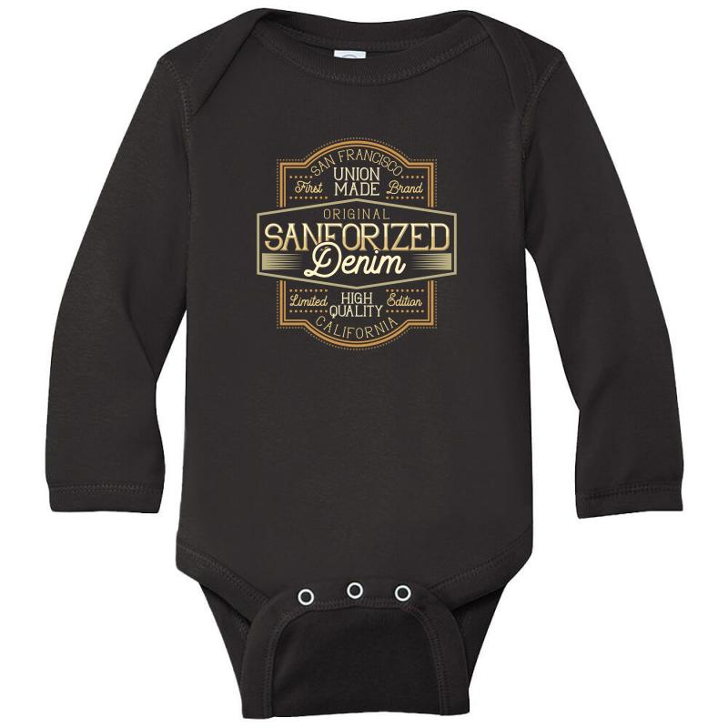 Sanforized Long Sleeve Baby Bodysuit | Artistshot