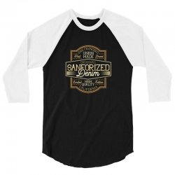 SANFORIZED 3/4 Sleeve Shirt | Artistshot