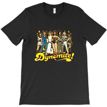 Dynamite T-shirt Designed By Allison Serenity