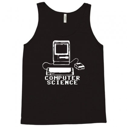 Computer Science Pc Nerd Gamer Zocker Shooter Funny Tank Top Designed By Teeshop