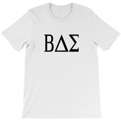 Bae College Greek Letters T-shirt Designed By Funtee