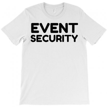 Event Security T-shirt Designed By Perfect Designers