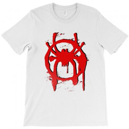 The Spider   Verse T-shirt Designed By Blqs Apparel