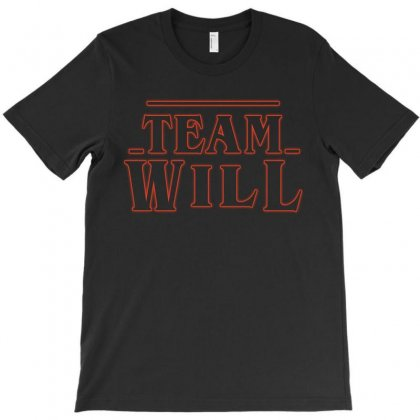 Stranger Things Team Will T-shirt Designed By Toweroflandrose