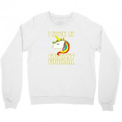 funny unicron i suck at fantasy football Crewneck Sweatshirt | Artistshot