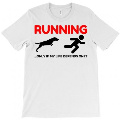 Hate Running T-shirt Designed By Perfect Designers