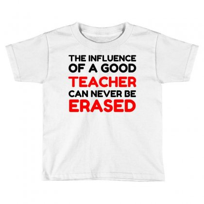 Influence Of A Teacher Toddler T-shirt Designed By Perfect Designers