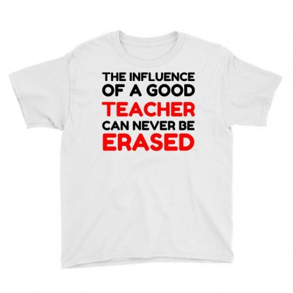Influence Of A Teacher Youth Tee Designed By Perfect Designers