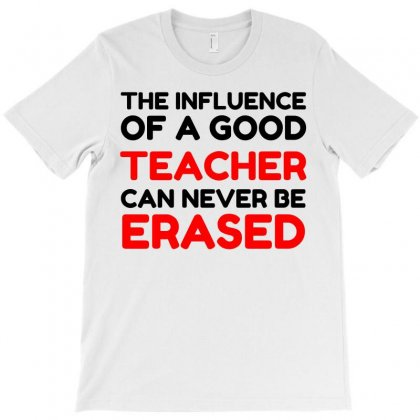Influence Of A Teacher T-shirt Designed By Perfect Designers