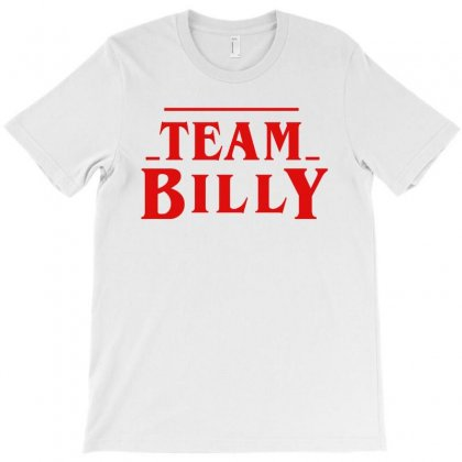 Stranger Things Team Billy T-shirt Designed By Toweroflandrose