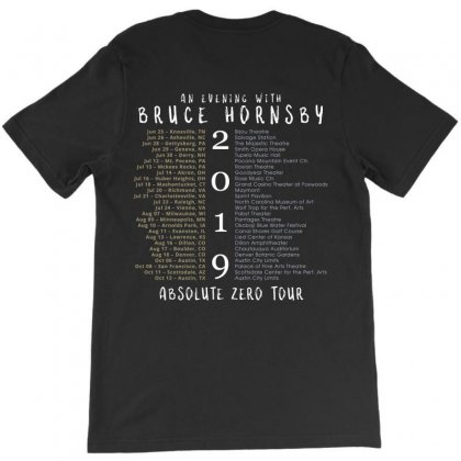 Bruce Hornsby & The Noisemakers Absolute Zero Tour Date T-shirt Designed By Cuser1898