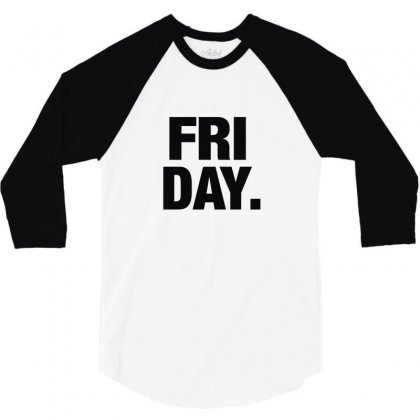 Friday Cool 3/4 Sleeve Shirt Designed By Enjang
