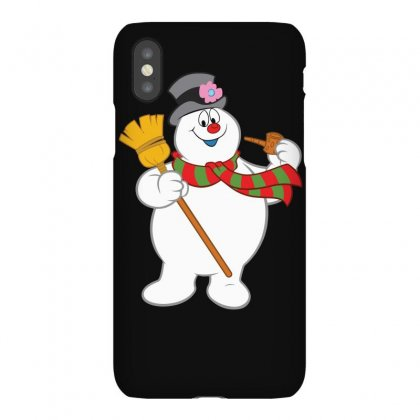 Frosty The Snowman New Sku Iphonex Case Designed By Enjang