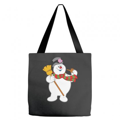Frosty The Snowman New Sku Tote Bags Designed By Enjang