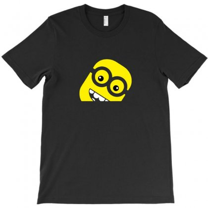 Funny Face Funny T-shirt Designed By Enjang