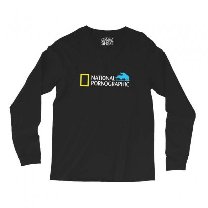 Funny National Geographic Pornographic Rhino Porn Dirty Long Sleeve Shirts Designed By Enjang