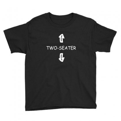 Two Seater Youth Tee Designed By Ariepjaelanie