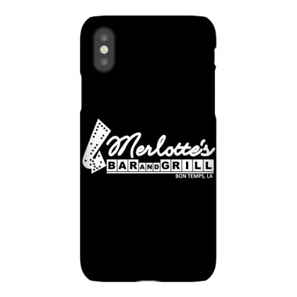 Merlotte's Iphonex Case Designed By Teesclouds