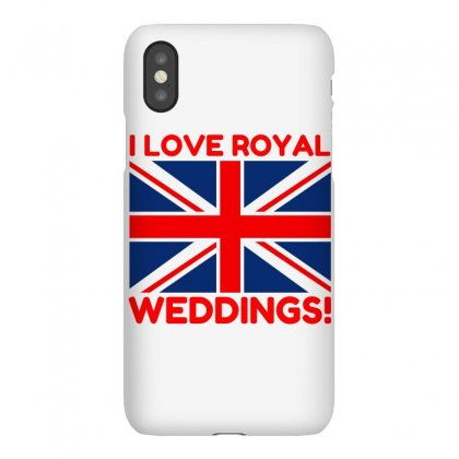 Love Royal Weddings! Iphonex Case Designed By Perfect Designers