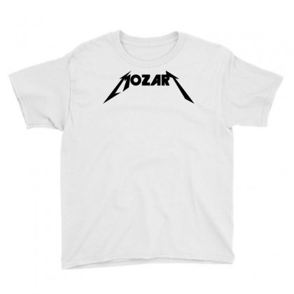 Mozart Youth Tee Designed By Teesclouds