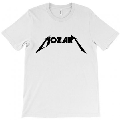 Mozart T-shirt Designed By Teesclouds