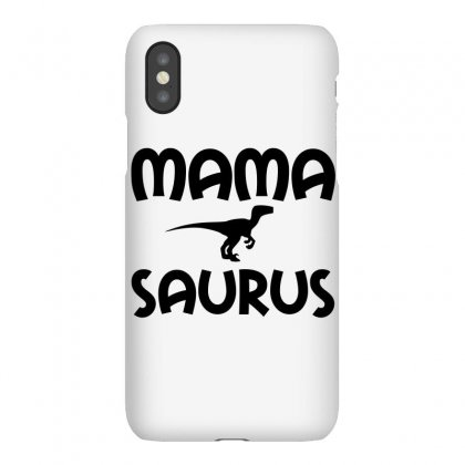 Mamasaurus Dinosaur Mom Iphonex Case Designed By Perfect Designers