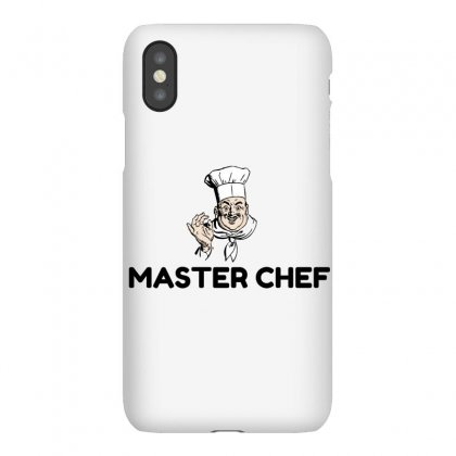 Master Chef Iphonex Case Designed By Perfect Designers