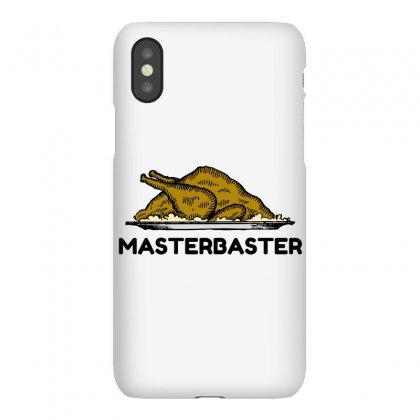 Masterbaster Funny Holiday Turkey Iphonex Case Designed By Perfect Designers
