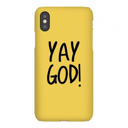 Yay God! Iphonex Case Designed By Reniastutiewati