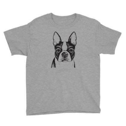 Dog Love Youth Tee Designed By Jade