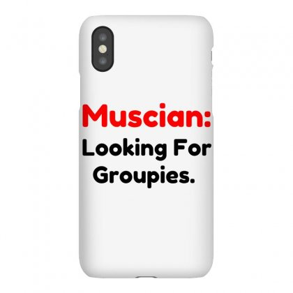 Musician Groupies Iphonex Case Designed By Perfect Designers