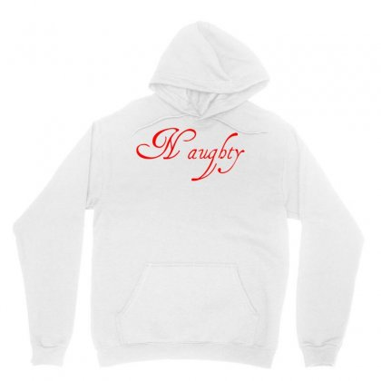 Naughty Christmas Couple Unisex Hoodie
