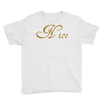 Nice Christmas Couple Youth Tee Designed By Perfect Designers